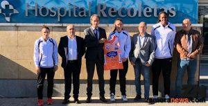 Recoletas Red Hospitalaria nuevo patrocinador del CD Zamarat