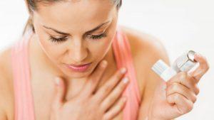 Guía para convivir con el asma