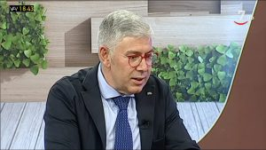 Doctor Baltasar Pérez Saborido en el programa Vamos a Ver