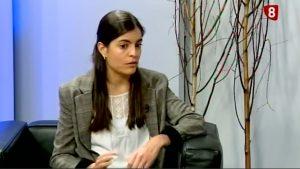 Doctora Ángeles Pérez Guillamón en el programa Cita Previa