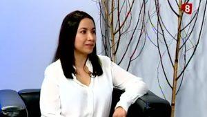 Doctora Diana Arcos en el programa Cita Previa