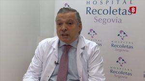 Entrevista al Dr Mario Rodríguez en el programa 8 Magazine Segovia