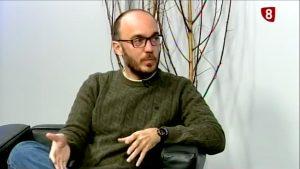 Doctor Gonzalo Gámez-leyva Hernández en el programa Cita Previa