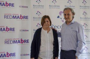 Recoletas colabora con Red Madre en Valladolid