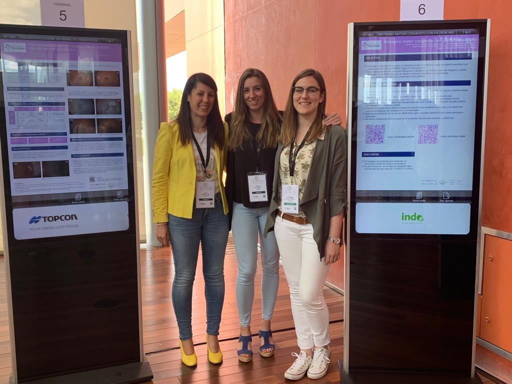 El Instituto Oftalmológico Recoletas participa en OPTOM Meeting Valladolid