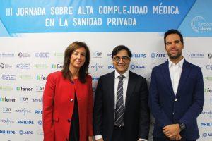 Recoletas participa en la III Jornada sobre Alta Complejidad Médica