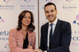 Recoletas continúa con su apoyo al San Pablo Burgos