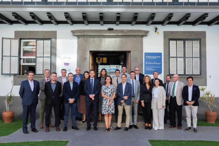 El IOR participa en la IX Reunión de Gerentes de las Grandes Clínicas Oftalmológicas de España