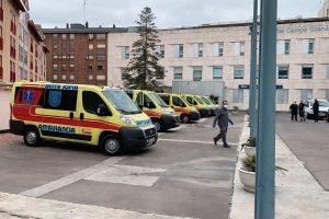 Recoletas refuerza su servicio de ambulancia e incorpora un servicio de asistencia domiciliaria