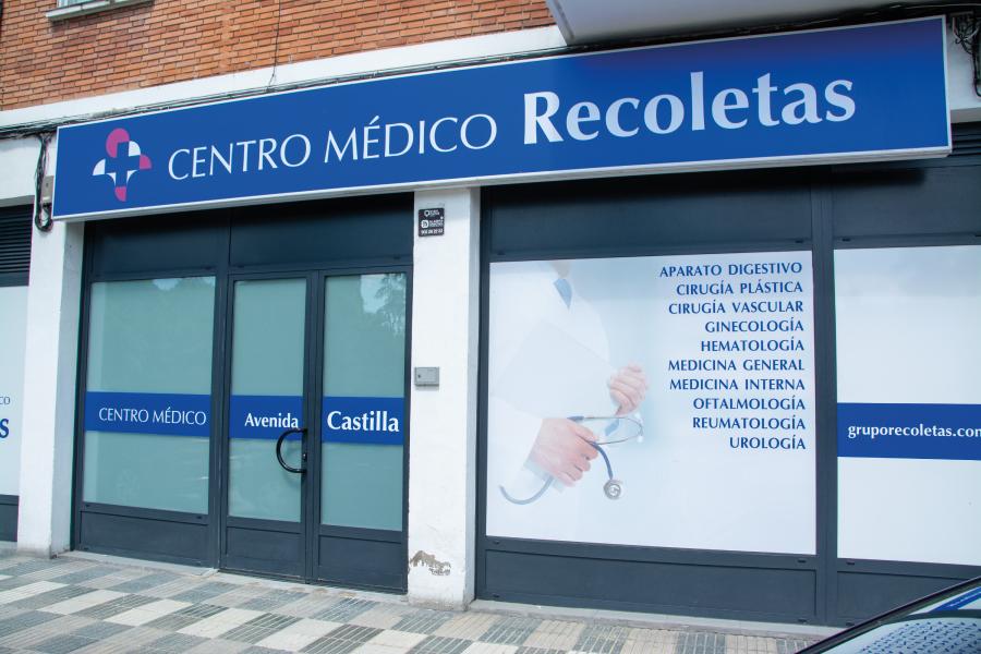 Recoletas inaugura su nuevo centro de especialidades en Palencia