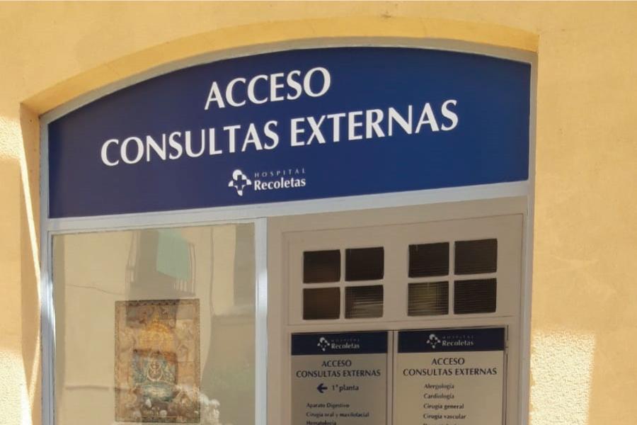 El Hospital Recoletas Segovia adapta sus instalaciones para una mejor atención de los pacientes
