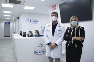Recoletas continúa con su plan de mejora de la seguridad en sus hospitales de Valladolid