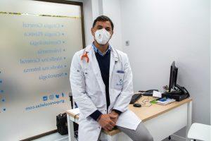 El doctor Enrique Serrano Lacouture, nuevo director médico del Hospital Recoletas Felipe II