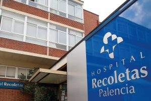 Recoletas Palencia atiende a más de 48.000 pacientes durante el 2020