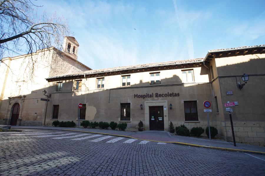 El Hospital Recoletas Segovia atendió a más de 100.000 personas en 2020