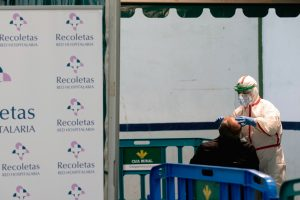 Salamanca y Zamora, próximos cribados masivos para empresas con personal del Hospital Recoletas Zamora
