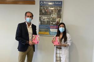El Hospital Recoletas Zamora colabora en la difusión del cuento «El despegue de la mariposa»