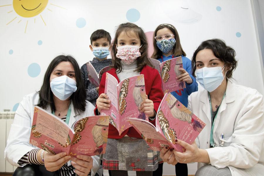 El Hospital Recoletas Burgos colabora en la ayuda a niños con dificultades de aprendizaje