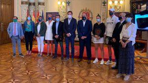Recoletas colabora en la celebración del World Padel Tour en Valladolid