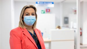 Cervantes, el nuevo centro médico de Recoletas ubicado en Valladolid