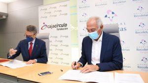 Grupo Recoletas y Fundación Cajacírculo colaboran para seguir dando servicio de calidad a la población burgalesa