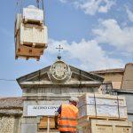 Acelerador lineal en Recoletas Segovia